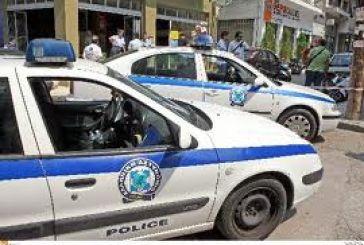 To ταξίδι με το κλεμμένο όχημα σταμάτησε στο Αντίρριο