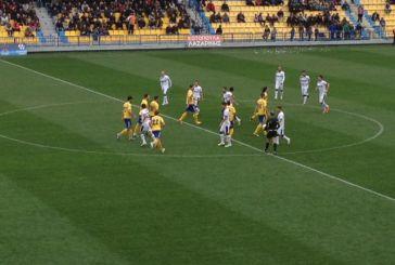 Παναιτωλικός-Πιερικός τελικό 4-0 (φωτό)