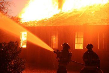 Φωτιά κατέστρεψε κατοικία του Χρυσοβεργίου