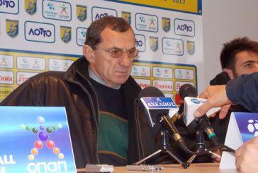 Μιτόσεβιτς: Ο Παναιτωλικός έδειξε πόσο καλή ομάδα είναι