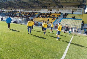 Φωτορεπορτάζ του αγώνα Παναιτωλικός-Καβάλα 0-0