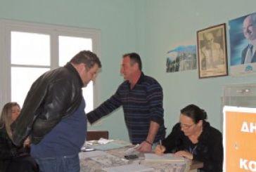 235 φίλοι και μέλοι του ΠΑΣΟΚ ψήφισαν στο δήμο Ακτίου-Βόνιτσας