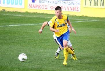 1-0 με Μπόγιοβιτς ο Παναιτωλικός