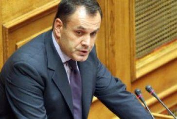 Ο Υφυπουργός Εργασίας στην κοπή πίτας της ΔΗΜ.Τ.Ο. ΝΔ Αστακού