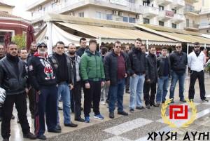 Χρυσή Αυγή: Διαμαρτύρεται για την αντιμετώπισή που είχε στο Μεσολόγγι