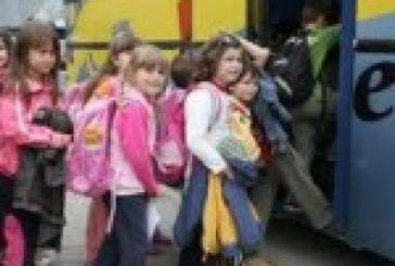 1.045.000 ευρώ για τη μεταφορά μαθητών στη Δυτική Ελλάδα