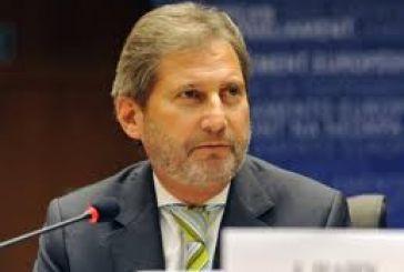 Την Πέμπτη στη Δυτική Ελλάδα ο ευρωπαίος επίτροπος  Γιοχάννες Χαν