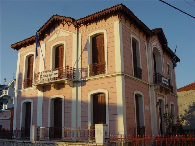 Κοντεύει το «ροζ δηµαρχείο» στο Μεσολόγγι