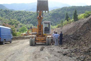 Καλά νέα για τους δρόμους Κατούνα- Λουτράκι και Αυλάκι- Μεσόπυργος