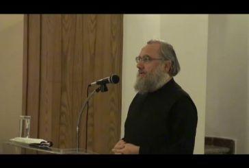 Ομιλία του π. Βασιλείου Θερμού στο Μεσολόγγι