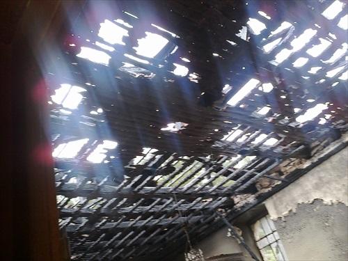 Παρανάλωμα του πυρός Εκκλησία στη Λευκάδα (φωτό)