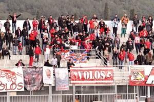 Ολυμπιακός Βόλου: «Όχι» για Αγρίνιο από Αστυνομία