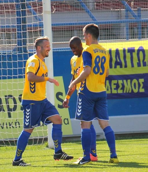 Tελικό: Γιαννιτσά-Παναιτωλικός 0-3