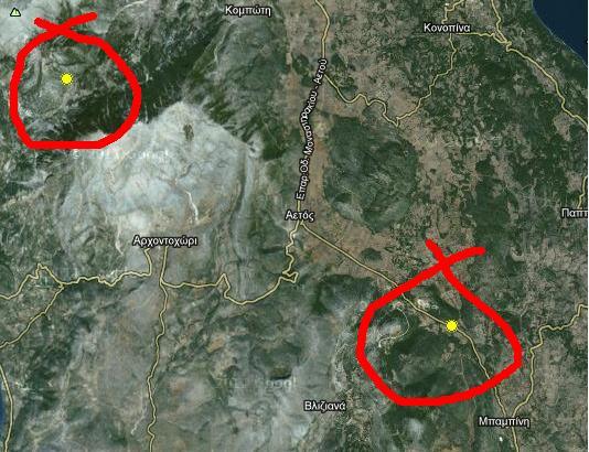 Δύο ήταν οι σεισμοί σε λίγα δευτερόλεπτα στο Ξηρόμερο