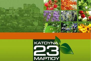 Ημερίδα για τις νέες καλλιέργειες στην Κατούνα