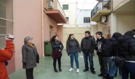 Το Μουσικό Σχολείο στην Ισπανία