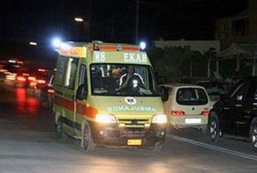 Νεαρός τραυματίας από πτώση σε υπόγεια διάβαση