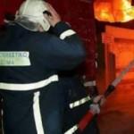 Ζημιές από φωτιά σε σπίτι στη Λεπενού