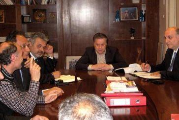 Ευρεία σύσκεψη για τον ΓΟΕΒ Αχελώου