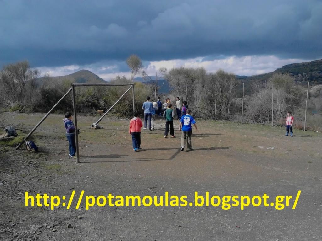 Kυπάρισσος-Ποταμούλα, ένα αλλιώτικο ντέρμπι στο βουνό