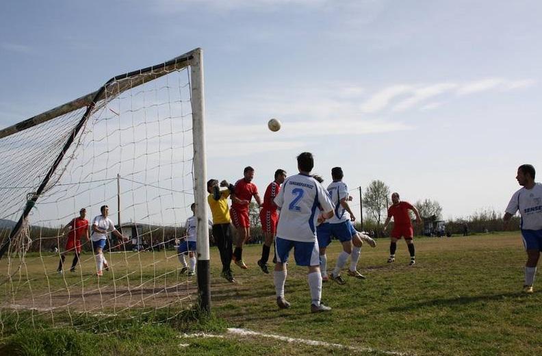 ΠΑΟΚ Καλυβίων-Παναμβρακικός Μπούκας 3-0 (φωτό)