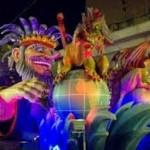 Taboo για το Αγρίνιο το καρναβάλι