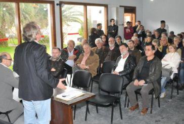 Συνέλευση της Κίνησης Πολιτών Ναυπακτίας