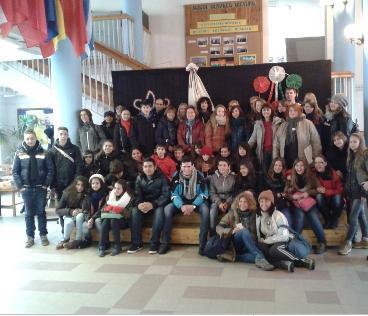 Το Γυμνάσιο Παναιτωλίου στην Ουγγαρία