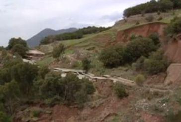 200.000 ευρώ για την αποκατάσταση του δρόμου Πιτσιναίικα – Ριγάνι