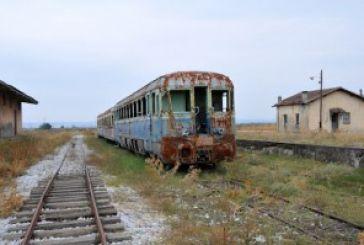 """""""Σκάνδαλο η εγκατάλειψη της σιδηροδρομικής γραμμής"""""""