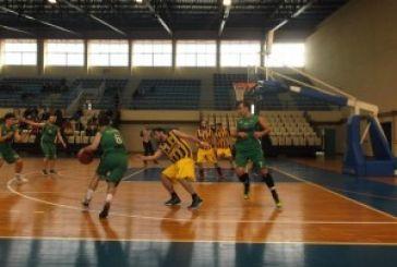 Η ΓΕΑ υποδέχεται τη Βόνιτσα στο ντέρμπι του final-6