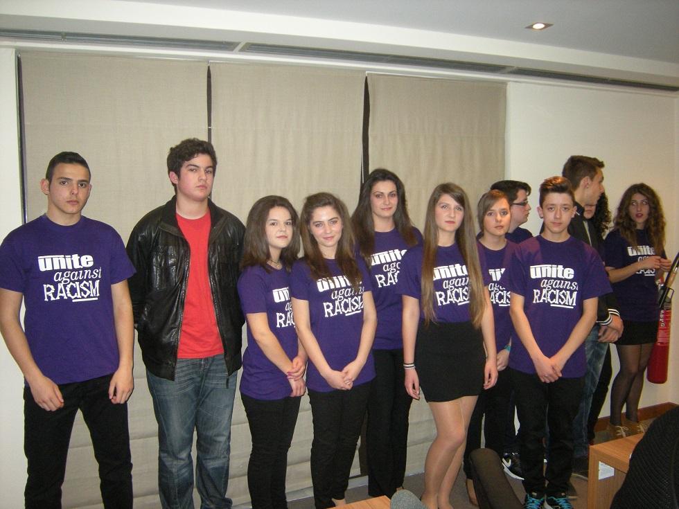 «Stop bullying» είπαν οι μαθητές του 3ου Λυκείου Αγρινίου
