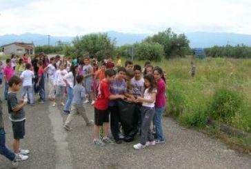 Δεκαημερο καθαριότητας και περιβαλλοντικής ευαισθητοποιήσης στο δήμο Αγρινίου