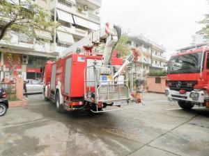 Σε ετοιμότητα για τους εθελοντές πυροσβέστες