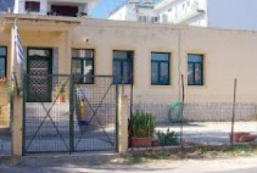 Έγκριση κονδυλίου για την κατασκευή σκεπής στο νηπιαγωγείο Αστακού