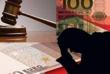 Διαγραφή χρέους δανειολήπτη