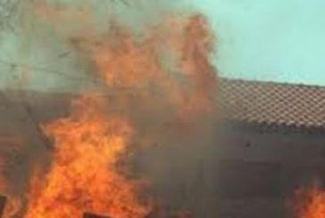 Φωτιά σε μονοκατοικία στο Καστράκι