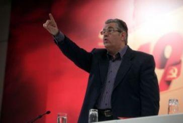 O Δημήρης Κουτσούμπας νέος Γενικός Γραμματέας του ΚΚΕ