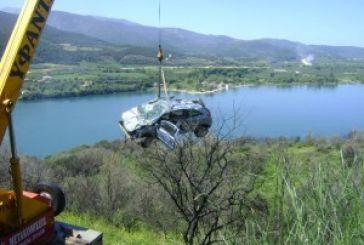 Τύχη βουνό είχε 24χρονη οδηγός έξω από την Αμφιλοχία