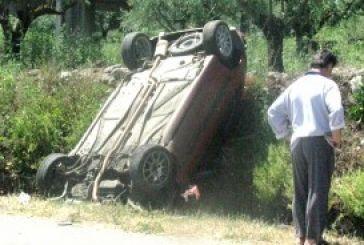 Σύγκρουση οχήματος με τρίκυκλο στον Αστακό! (φωτό)