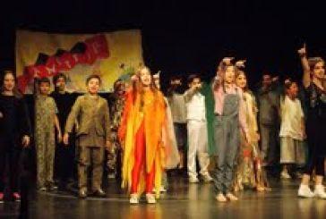 Όμορφη θεατρική βραδιά από το 17ο Δημοτικό