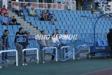 Φωτορεπορτάζ από τον αγώνα του Καυτατζογλείου Ηρακλής-Παναιτωλικός 0-2