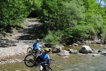 Μοναδική εμπειρία για τους ποδηλάτες η διάσχιση των Αγράφων(Φώτο)