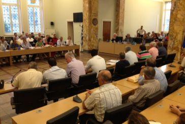 'Εγκριση κατά πλειοψηφία για παραχώρηση έκτασης για τις φυλακές
