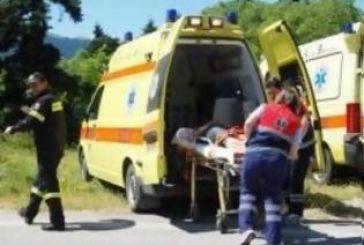 Σοβαρός τραυματισμός δικυκλιστή