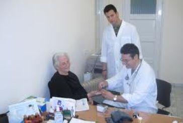 Kάθε Τρίτη γιατρός στον  Άγιο Ανδρέα Μακρυνείας