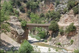 Εργασίες στις γέφυρες της Βλαχέρνας και Νέου Αργυρίου