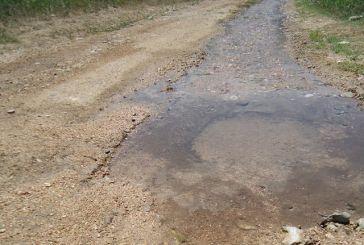 Χωρίς νερό έχει μείνει εδώ και δυο μήνες ο Άγιος Στέφανος Παπαδάτου