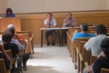 Αποκλεισμό του εργοταξίου αποφάσισαν εργαζόμενοι στο Άκτιο-Αμβρακία