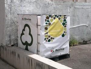 Ανακύκλωση μαγειρικού λαδιού στο Μεσολόγγι